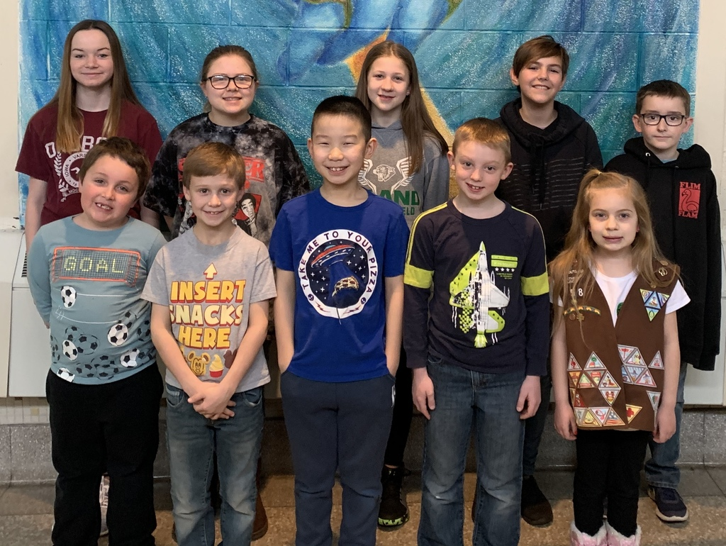 Leland School Young Author Winners 2020
